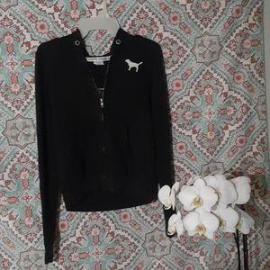 🔴PINK Victoria's Secret Zip Jacket, Size S🔴